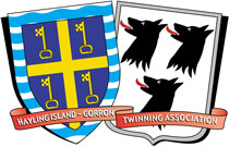 Hayling Island - Gorron Coats of Arms